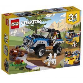 LEGO - Creator 31075 Dobrodružství ve vnitrozemí