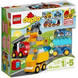 LEGO - DUPLO 10816 Moje první autíčka a nákladní auta