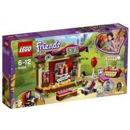 LEGO - Friends 41334 Andrea a její vystoupení v parku