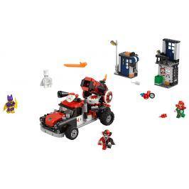 LEGO - Harley Quinn A Útok Dělovou Koulí