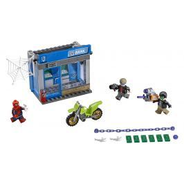 LEGO - Krádež bankomatu