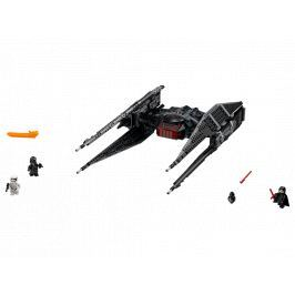 LEGO - Kylo Renova stíhačka TIE
