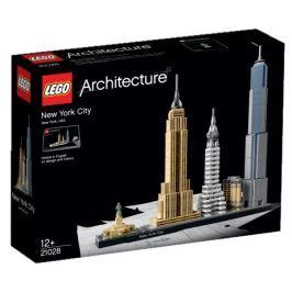 LEGO - LEGO Architecture 21028 New York City