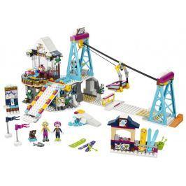 LEGO - Lyžařský vlek v zimním středisku