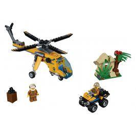 LEGO - Nákladní helikoptéra do džungle