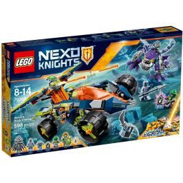 LEGO - Nexo Knights 70355 Aaronovým vozidlo horolezec