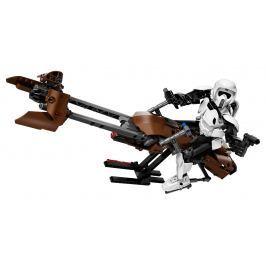 LEGO - Průzkumný voják a speederová motorka