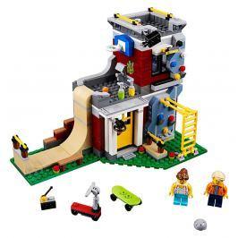 LEGO - Dům Skejťáků