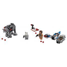 LEGO - Snežný Spídr A Kráčející Kolos Prvního Řádu