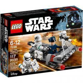 LEGO - Star Wars 75166 Transportní speeder Prvního řádu