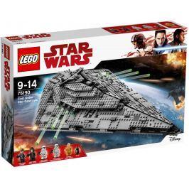 LEGO - Star Wars 75190 Hvězdný destruktor Prvního radu