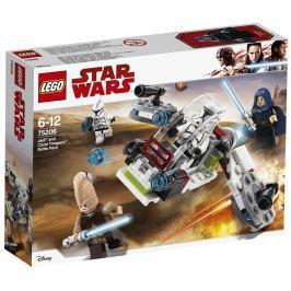 LEGO - Star Wars 75206 Bojový balíček Jediů a klonových vojáků