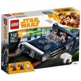 LEGO - Star Wars 75209 Han Soluv pozemní speeder