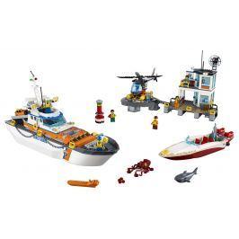 LEGO - Základna pobřežní hlídky