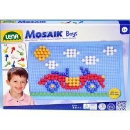 LENA - Dětská mozaika velká pro chlapce 35612