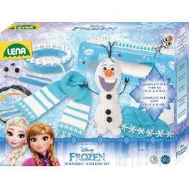 LENA - Disney pletení Ledové království 42005