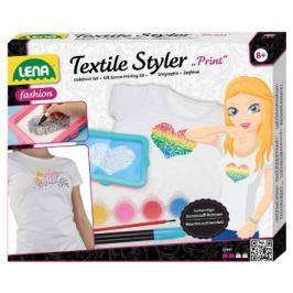 LENA - Set Šablony malování na textil 42598