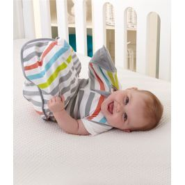 LOVE TO DREAM - Swaddle Up 50/50 Summer Lite, Aqua 8,5-11 kg