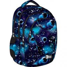 MAJEWSKI - Studentský batoh St. Right Cosmos BP02