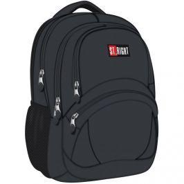 MAJEWSKI - Studentský batoh St. Right Gray BP05