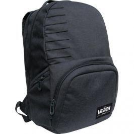 MAJEWSKI - Studentský batoh St. Right Melange dim gray BP35