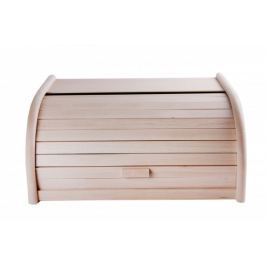 MAKRO - Dřevěný chlebník 39 x 28 x 18 cm
