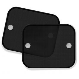 MARKAS - Stínítko na okno auta 2ks černá