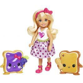 MATTEL - Barbie Chelsea A Sladké Dobroty Asst