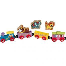 MAXIM - Vlaková souprava Cirkus 50828