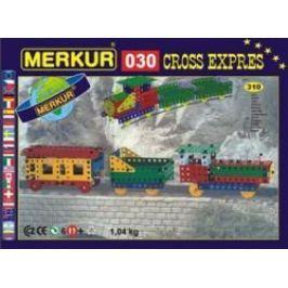 MERKUR - Stavebnice Cross expres M030