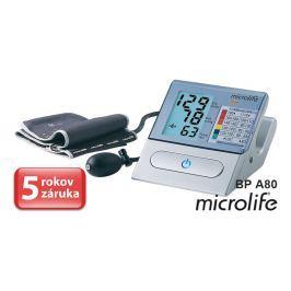 MICROLIFE - BP A80 poloautomatický tlakoměr na rameno
