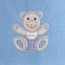 MORA - Dolcce Baby, B64, 80x110, modrá