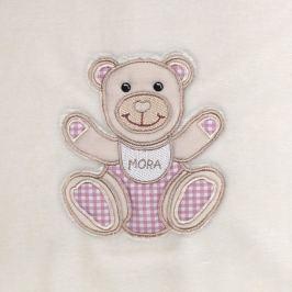 MORA - Dolce Baby, B64, 80x110, růžová