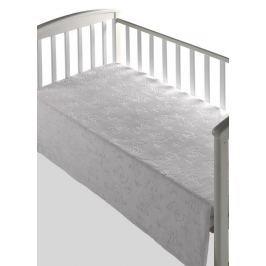 MORA - TACATA deka, D 207, 80x110, bílá