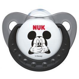 NUK - Dudlík Trendline DISNEY-Mickey, SI, V2 (6-18m. ), šedá
