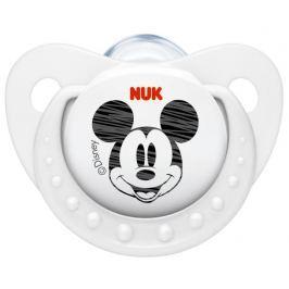 NUK - Dudlík Trendline DISNEY-Mickey, SI, V2 (6-18m. ), bílá