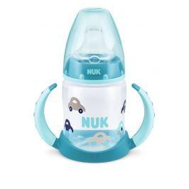 NUK - FC lahvička na učení PP 150ml, SI pítko, modrá