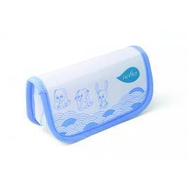 NUVITA - 6 dílná souprava péče o dítě modrá