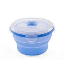 NUVITA - Miska silikon 540ml skládací, modrá