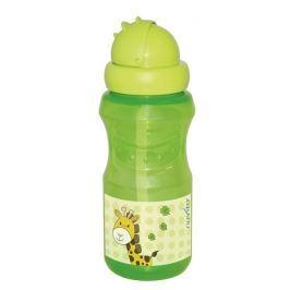 NUVITA - naučná láhev zelená 18