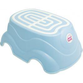 OK BABY - Schodík univerzálny Herbie světle modrá 55