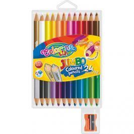 PATIO - Colorino pastelky Jumbo Duo 24 barev