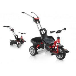 PUKY - Dětská tříkolka CAT S2 CEETY - red