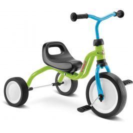 PUKY - Dětská tříkolka Fitsch - kiwi zeleno modrá