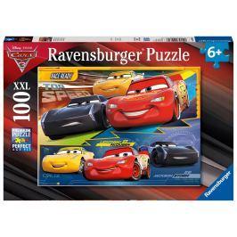 RAVENSBURGER - Disney Auta 3 100 Dílků