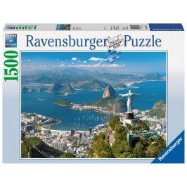 RAVENSBURGER - Pohled na Rio 1500 dílků