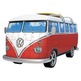 RAVENSBURGER - Vw Autobus 162 Dílků 3D