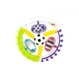 SASSY - Chrastítko kroužek s míčkem