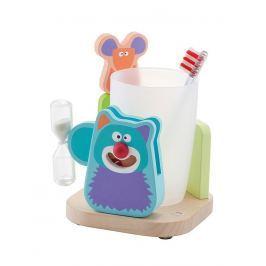 SEVI - Set na mytí zoubků - Kočka a myš