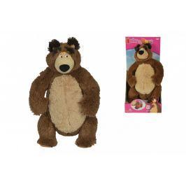 SIMBA - Máša a medvěd Plyšový medvěd 43 cm